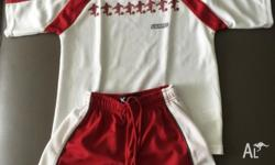 Little Kickers uniform Its only used 6 times for Mighty