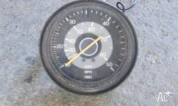 Used marine gauges, bought another outboard that came