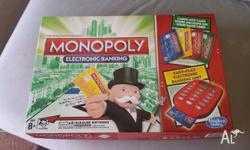 Monolopy Electric banking. Only played once, in