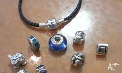 Used Authentic PANDORA Charms for sale: AUTHENTIC