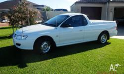 Make: Holden Model: Commodore VZ Mileage: 95,000 Kms