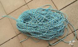 6mm Utility Rope 100m / 300ft May contain joins Good