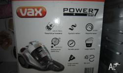 SUPPLIER: VAX MODEL NO:VCP7P2400 POWER 7 PETS 2400W