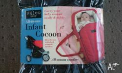 Valco Baby Infant Cocoon In very good condition, only