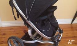 Valco Ion for 2 Double Pram. RRP $800 Excellent