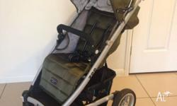 Valco Baby Zee - $130, paid $350 Army Green in colour.