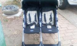 Hi i have a Valco Double Delight,side by side twin pram
