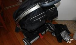 I have for sale a Valco Twin Pram. It is an excellent