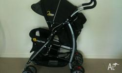 Vee Bee 2 Step Stroller, very good condition, light