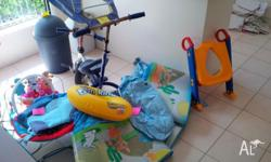 Various Baby/Kid Toys and Sets;Life Jackets, artificial