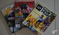 Various Bike Magazines (approximately 40 in total) -