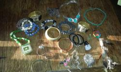 Various jewellery items, all excellent condition Sell