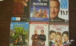 Robin Williams Live on Broadway Blue Crush Shrek 2 Meet