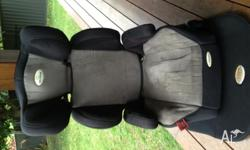 Top of the line Vario Max Child Booster Seat for sale.