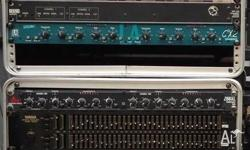 Yamaha 2031 dual 31 band EQ. $150 Yamaha 1031. Single