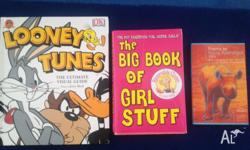 Looney Tunes book valued at $45 sell for $20. This book