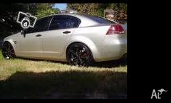 DECEMBER 2006 Ve Commodore Omega ***SELL OR SWAP***