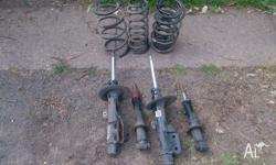 Standard struts, rear shocks and springs off a 2012 ve