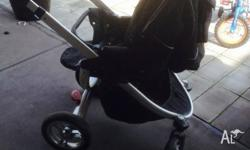 Velco rebel Q pram for sale paid 799 a couple of years
