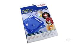 Verbatim 94663 Touch-Less DVD/CD Label Kit $19.90