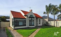 A superb & CHEAP character home in Woodville South is