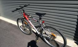A very new bike in great condition Please feel free to