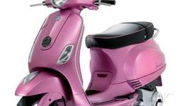 VESPA,LX 150,2010, Pink, SCOOTER, 151cc, 9kW, VARIABLE