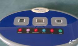 Vibro max - used to vibrate the fat away! Bought a few