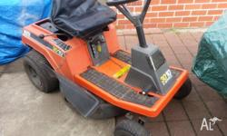In good mechanical condition with 5 speed gear box,