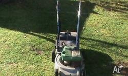 Victa 2 stroke mower works sometimes,you may be able to