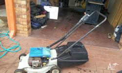 Very reluctant sale. I love this mower, and had just