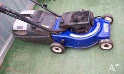 For sale is Victa lawn mower,2 stroke engine,excellent
