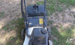 victa mower 2stroke $115 in good working con can show
