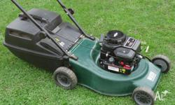 Victa Mower and Catcher - Name Brand!!! ''Industry