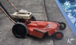 VICTA SUPER 24 UTILITY MOWER/SLASHER This is a classic