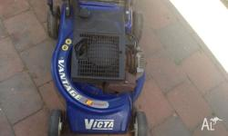 Victa Vantage 2 stroke with catcher. In good condition.