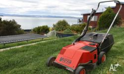 For sale is a Victa Vortex 2 stroke lawn mower in