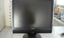 For Sale view sonic computer monitor its approx 21 inch