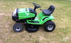 This mower has just had a service to sell. New blades,