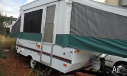 Viking Campervan in great shape , has a 3 way fridge,