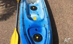 Looking for a quick sale on my Viking kayak (3.2m) and