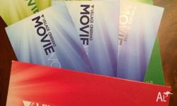 Village vouchers adults x3 and kids x3 expire 30th Sept