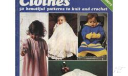 1970 Vintage Golden Hands Baby Clothes 50 Beautiful