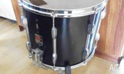 This is a very rare find!! VINTAGE PREMIER DEEP SNARE