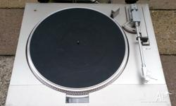 Aiwa Turntable from the 1980's for Sale. This a Direct