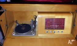 Valve Radios,Radiograms,Stereograms,Record Players,