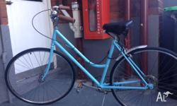 Second hand vintage bike New brakes fitted less than a