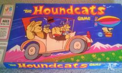 Based on the Houndcats animated series, this is a