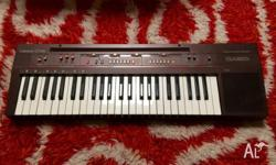 Selling Casiotone CT-310 which has killer tones and
