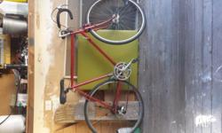 BRITTISH MADE DAWES ROAD BICYLE. Great condition and
